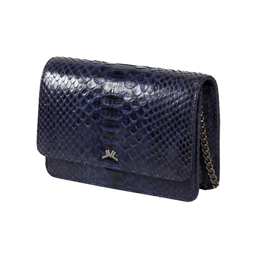 [불르아]TYCHE BAG_NAVY