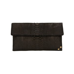 MINI FOLDING CLUTCH_BLACK