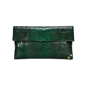 MINI FOLDING CLUTCH_GREEN