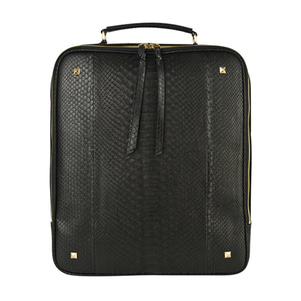 CHANEU BACKPACK_BLACK